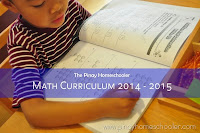 Math Curriculum 2014-2015