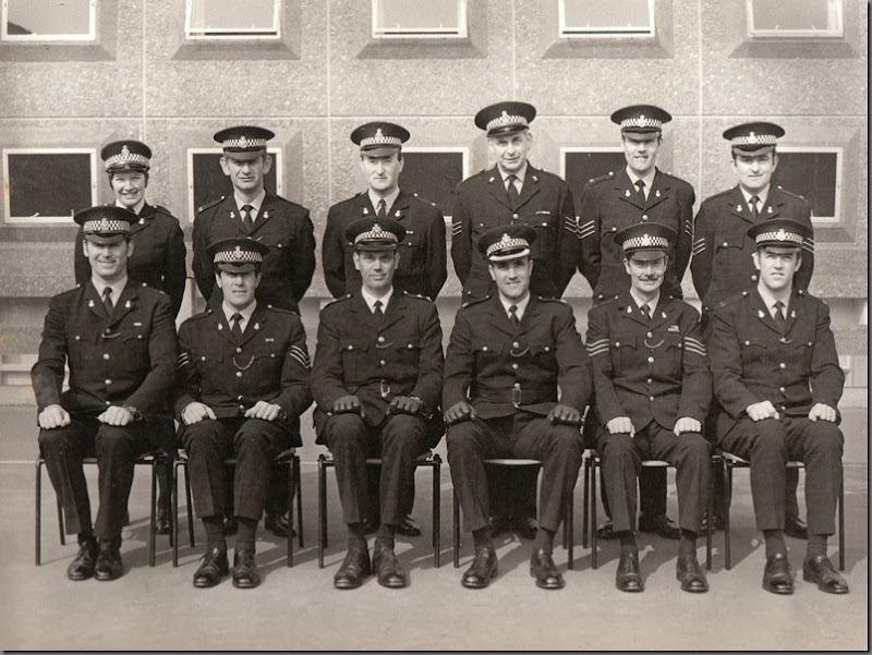 Cadet Training School Staff 1974