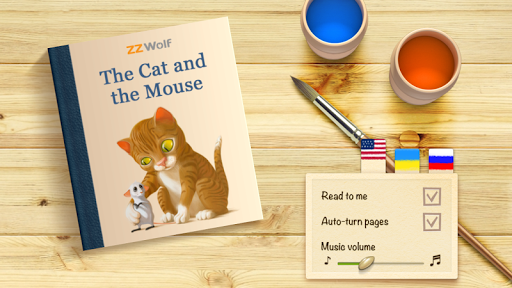 ZZ Tale: The Cat and the Mouse
