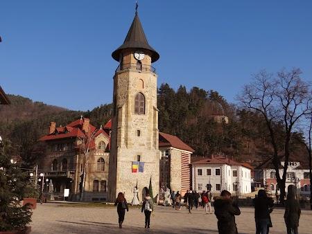 Obiective turistice Piatra Neamt: Turnul lui Stefan