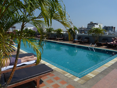 Cazare Khao San: Hotel Rambuttri Village Bangkok