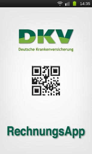DKV RechnungsApp