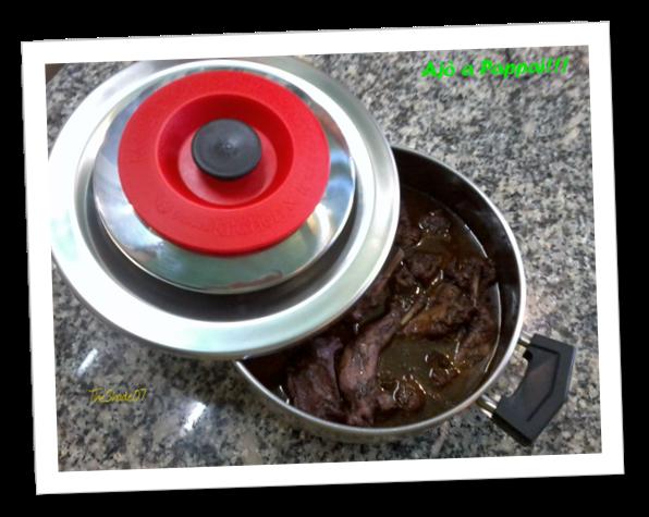 Immagine del set fotografico della ricetta coillu a succhittu con la collaborazione