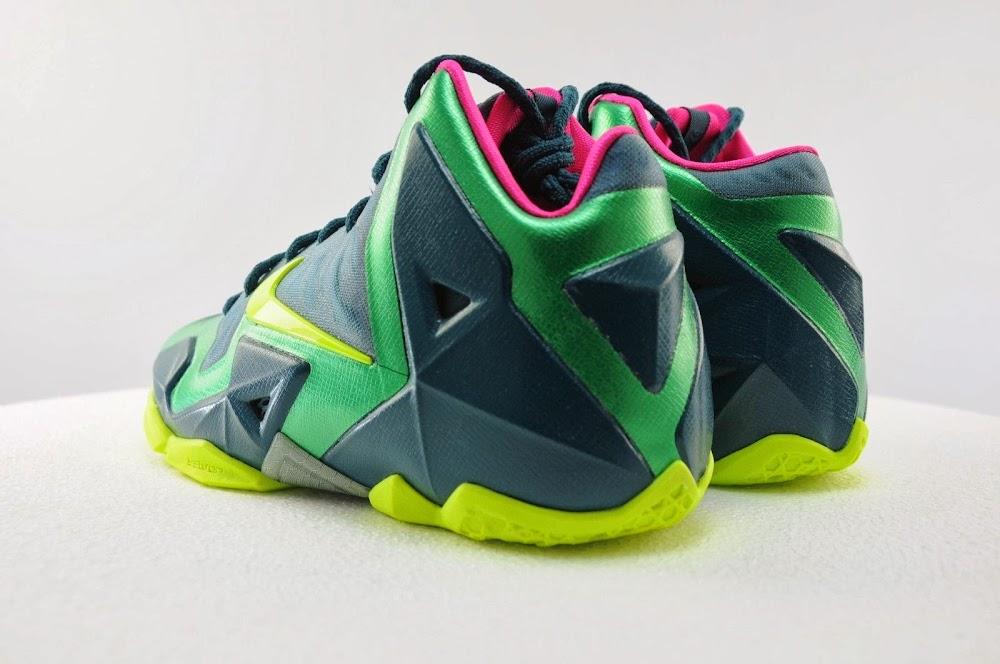 buy online 89b41 ed7e0 Nike LeBron 11 T-Rex