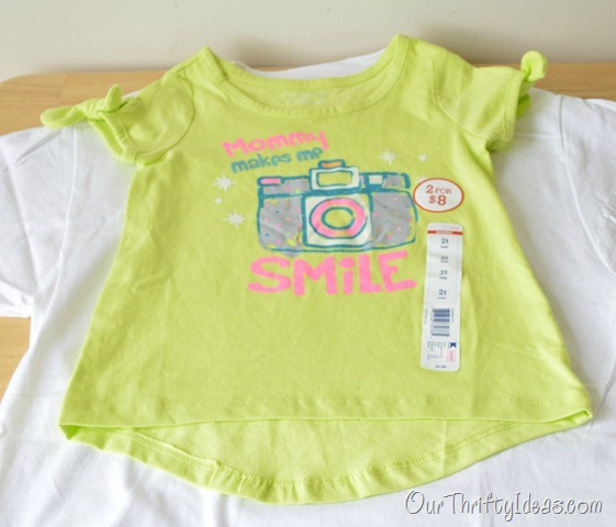 d3bda04b9918 T-shirt refashion–Toddler Dress - Our Thrifty Ideas