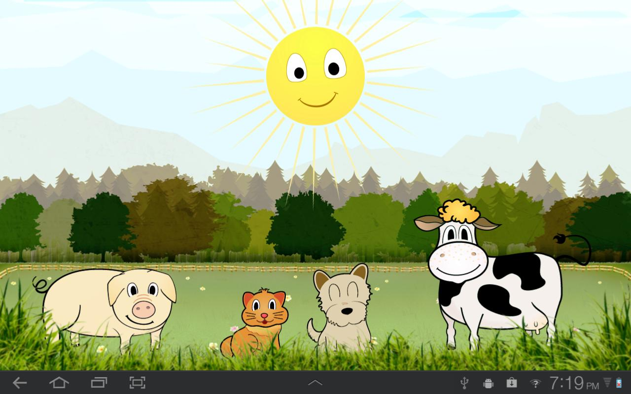 Farm For Kids- screenshot