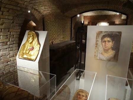 Muzeu Berlin: Arta romana in Egipt