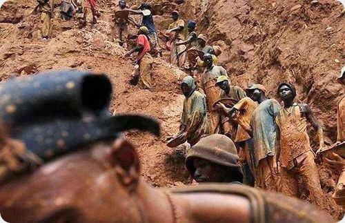 africa mineria