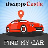 Find my car. Easy car locator