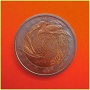 2 Euros Italia 2004