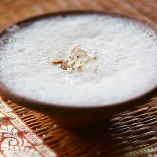Phirni (Indian Rice Pudding).