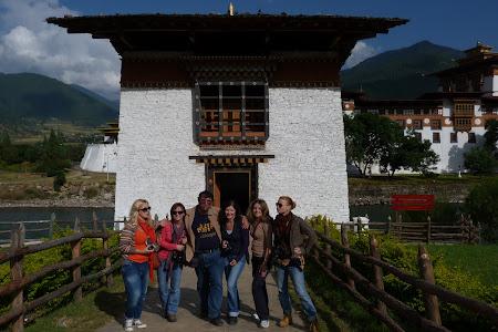 Imagini Bhutan: Punakha dzong