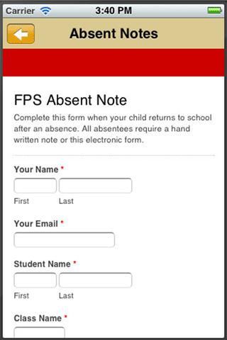 【免費教育App】Forrest Primary School-APP點子
