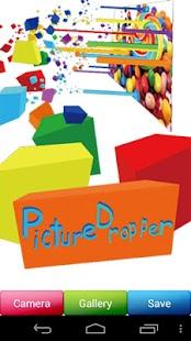 カメラ RGB カラーピッカー PictureDropper