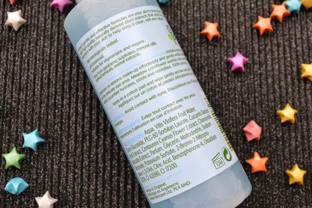 Amie Bright Eyes Eye Makeup Remover Review