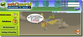 EEK-O-World世界地球日计算机中心网站