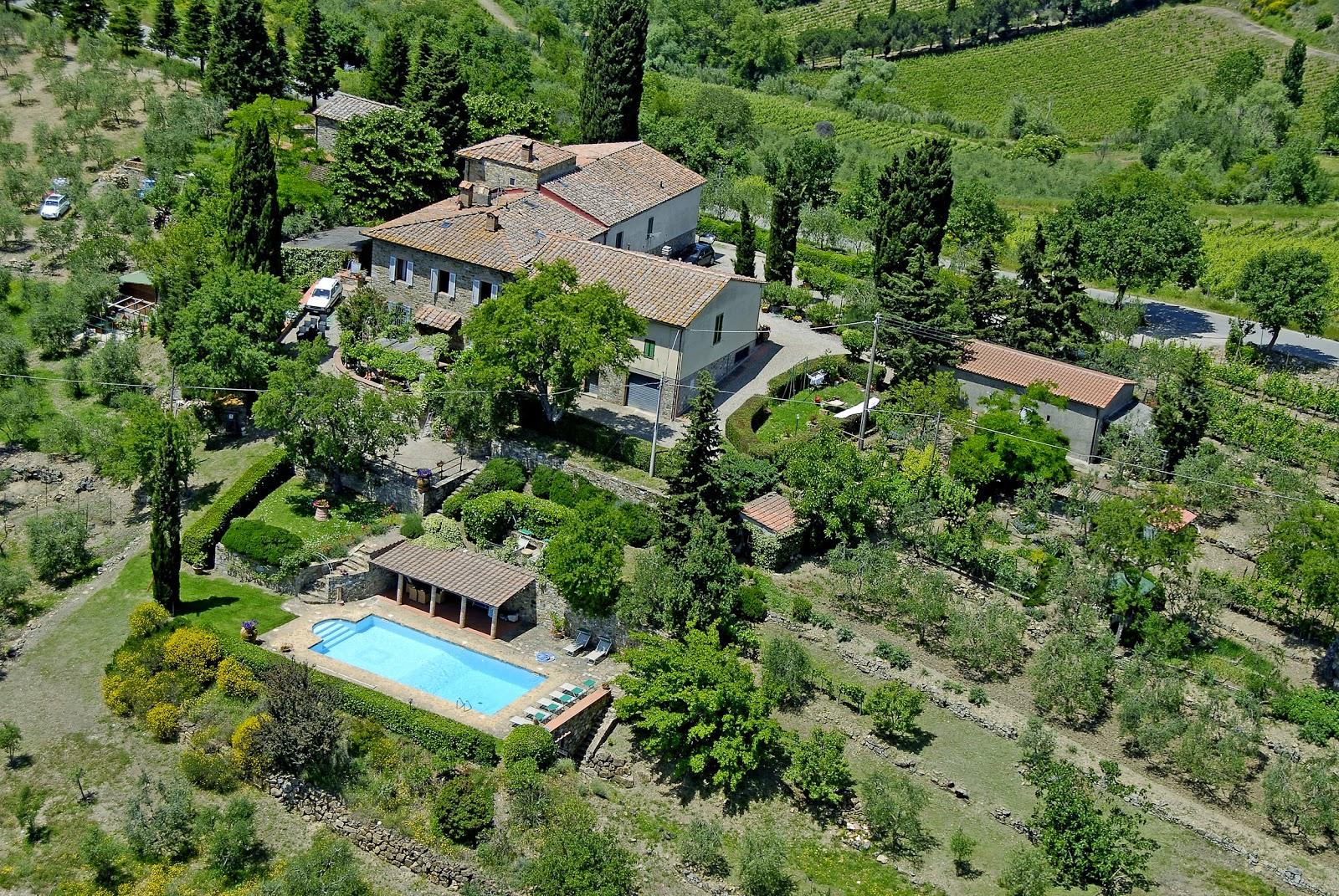 Casa Belmonte_Castellina in Chianti_1