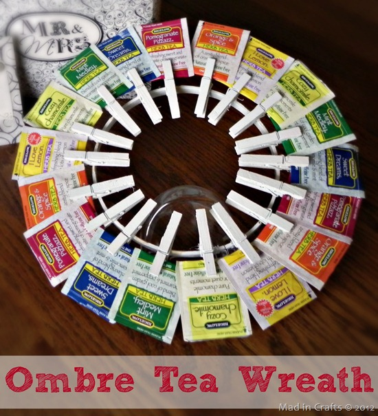 Ombre Tea Wreath graphic