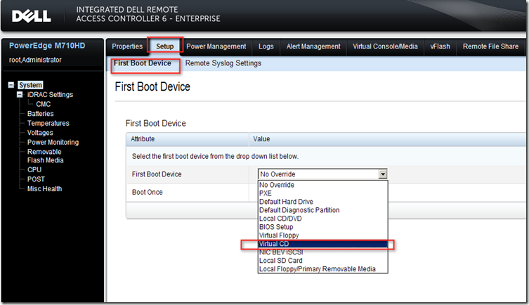 About Roy: Install XenServer 6 0 2 on Dell PowerEdge M710HD using