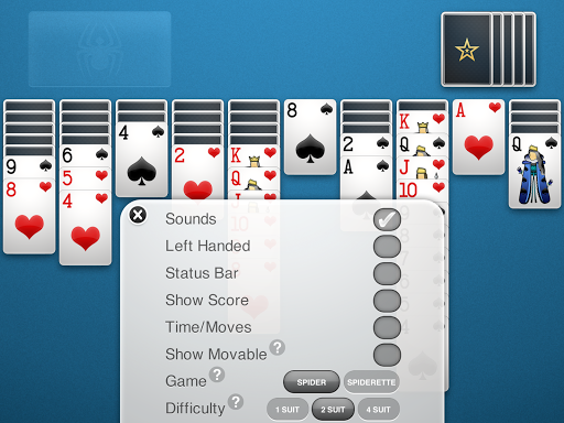 Spider Solitaire 1.3.4.24 screenshots 15