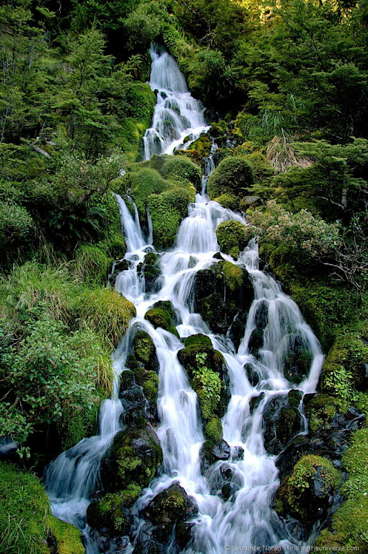Waterfall next to Waitongajpg