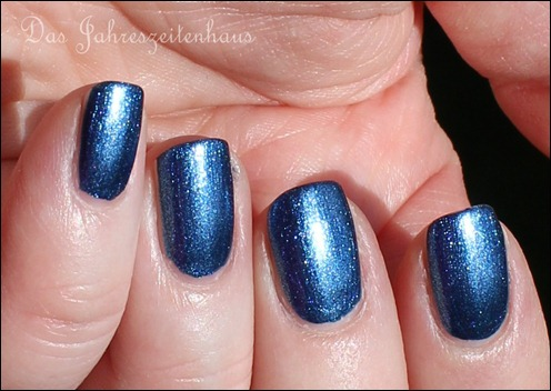 Lackaktion Blau Wet'n'Wild Fergie Collection Blue Eyed Soul 5