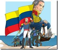 Colorear Día De La Bandera Venezuela