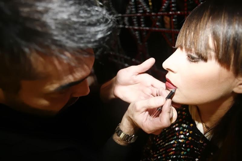 dior rouge 999, makeup, backstage shooting, paris, nuova collezione autunno inverno dior, italian fashion bloggers, fashion bloggers, zagufashion, valentina coco, i migliori fashion blogger italiani