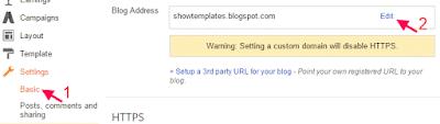 Tự động chuyển hướng Redirect tất cả liên kết Blogspot
