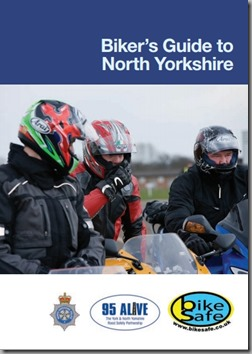 Bikers Guide to North Yorkshire