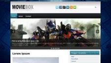 Moviebox blogger template 225x128