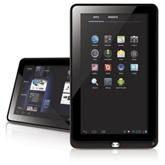 Coby Kyros Android 4 Tablet