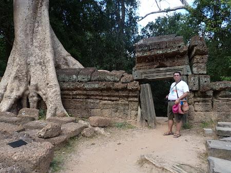 Obiective turistice Angkor: Ta Phrom