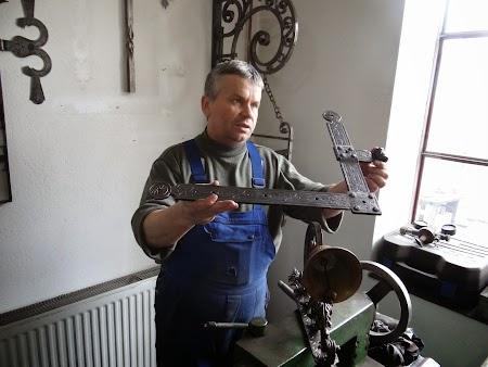 07. Gyuri Nagy, fierarul din Talisoara.JPG