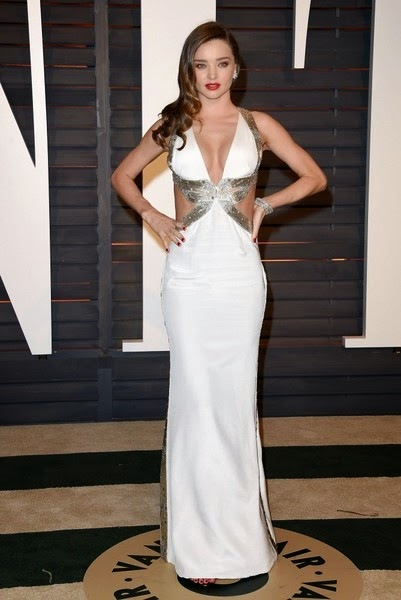 Miranda-Kerr-2015 Vanity Fair Oscar Party