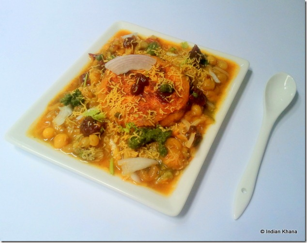 Ragda chaat patties  recipe