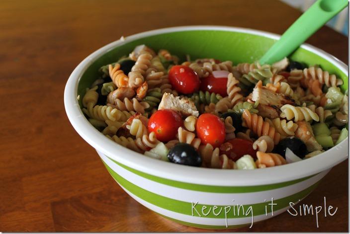 chicken pasta salad (5)