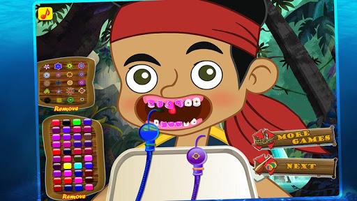 Little Boy Dentist