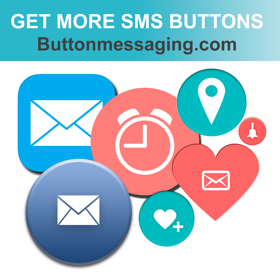 SMS Button Messenger - OK,HELP - screenshot