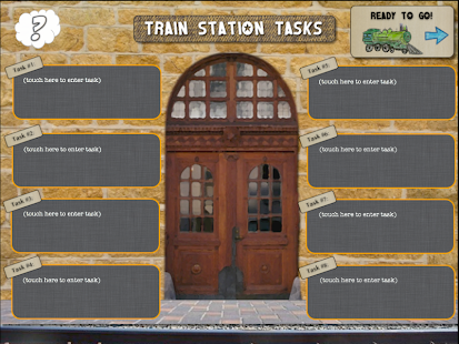 Train Station Tasks - screenshot thumbnail