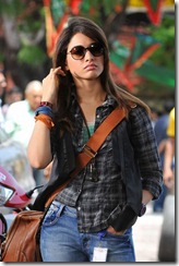 CMGR Tamanna in Tomboy Getup Photos
