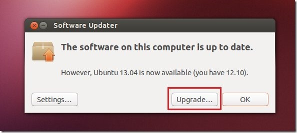 upgrade ubuntu