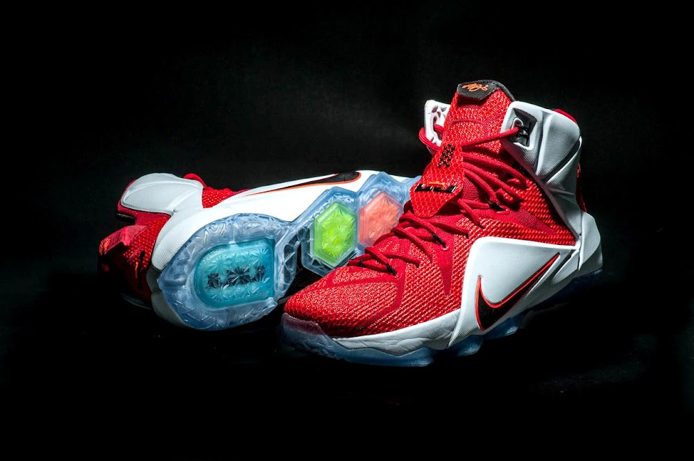 reputable site 2111c ce1fd LeBron 12 8220Heart of a Lion8221 New Release Date in Europe ...