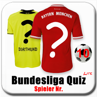 Fussball Quiz: Bundesliga LITE
