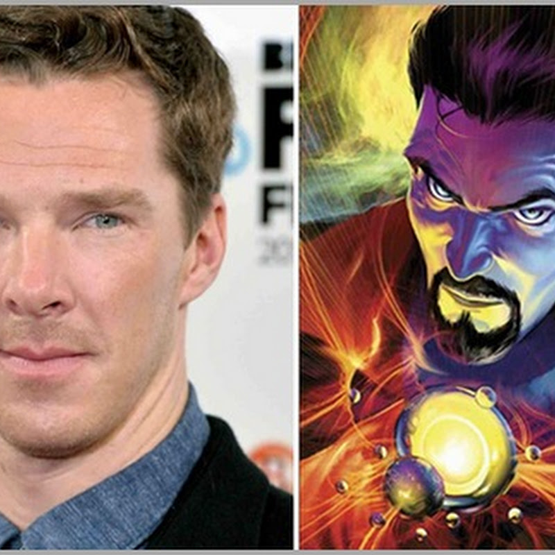 "Benedict Cumberbatch to Play ""Doctor Strange"""