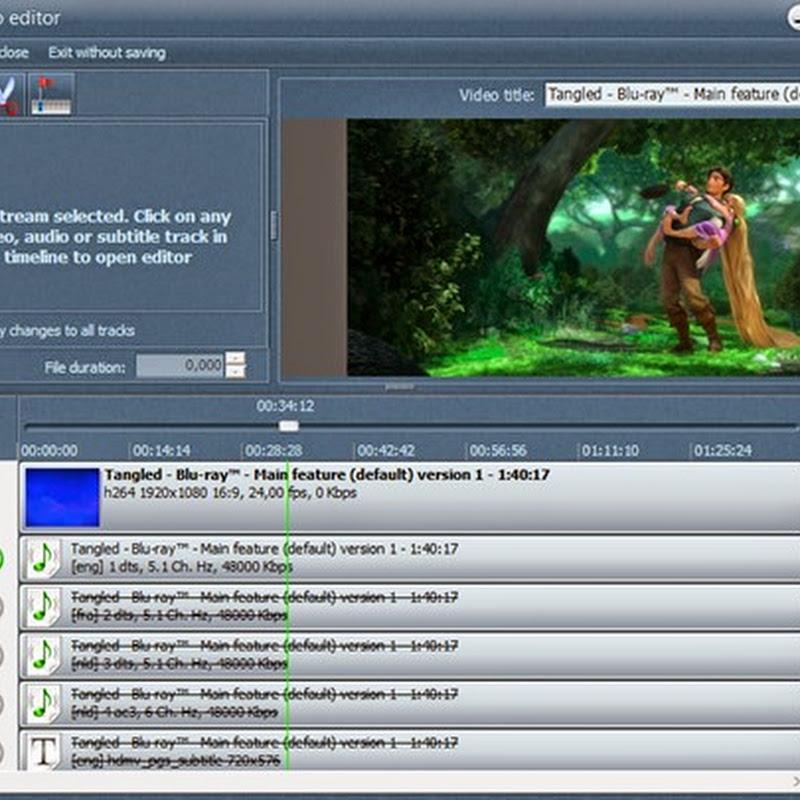 Convertir videos BluRay a otros formatos con VSO Blu-ray Converter