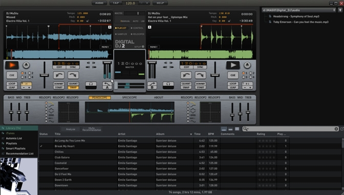 Magix Digital Dj v2.0 Full