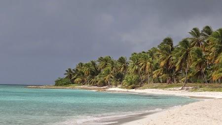 Vacanta Republica Dominicana: Alta plaja pustie din Saona