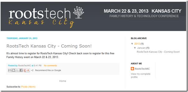 rootstech堪萨斯城网站