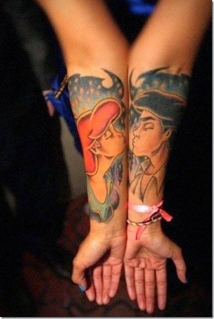 Tatuajes Para Parejas Planeta Digital